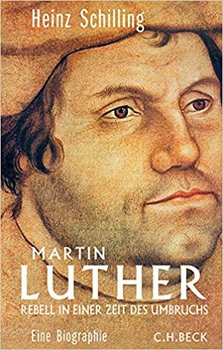 Martin Luther Biografie